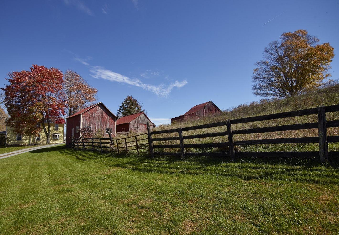 Photo d'une ferme