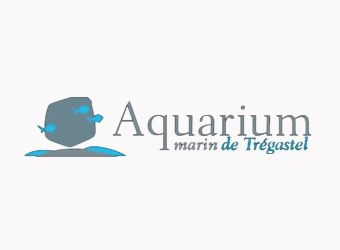 Logo de l'Aquarium Marin de Trégastel dans les Côtes d'Armor