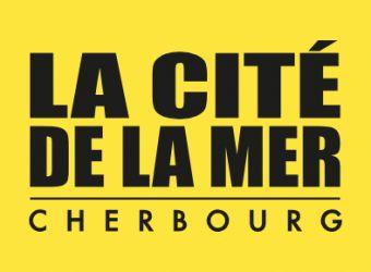 Logo de la Cité de la Mer, aquarium et musée à Cherbourg-Octeville dans la Manche