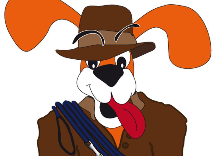 Logo de Out Dog Adventure Park, parcours loisirs pour les chiens à Bois-de-Champ dans les Vosges