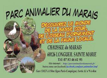 Photo PARC ANIMALIER DU MARAIS
