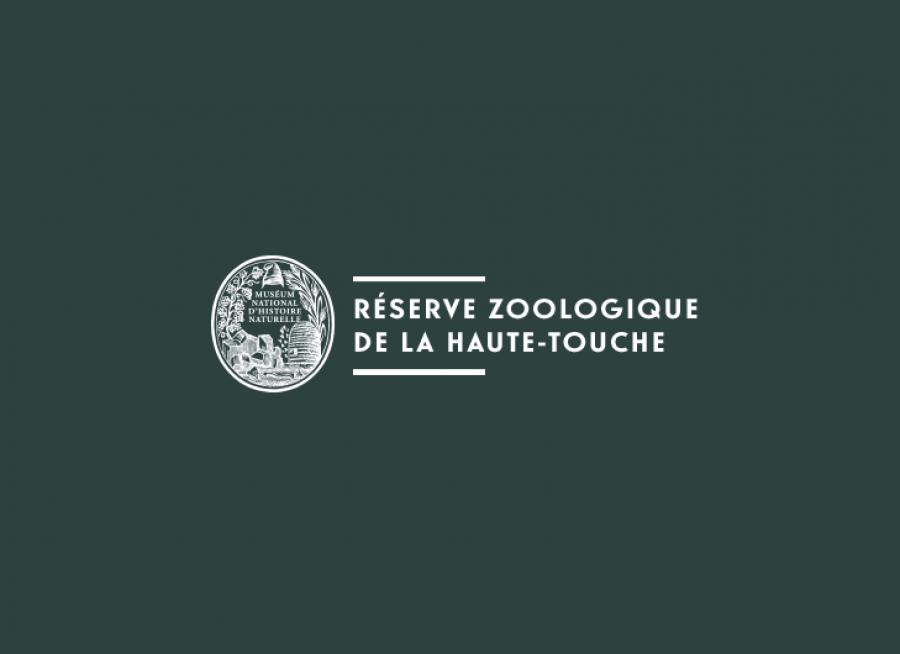 Logo de la Réserve Zoologique de la Haute-Touche à Obterre dans l'Indre