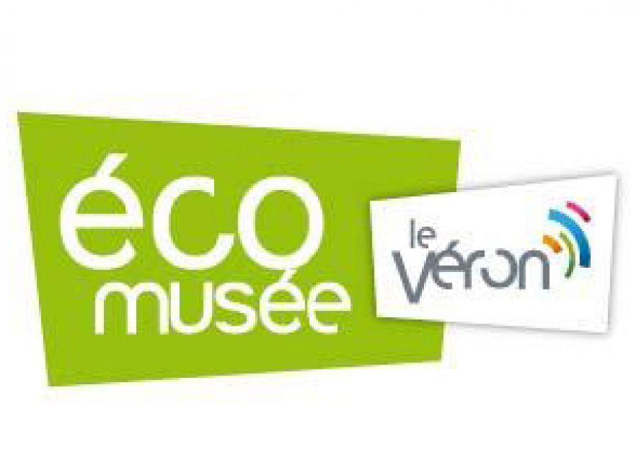Logo de l'Ecomusée du Véron à Savigny-en-Véron dans l'Indre-et-Loire