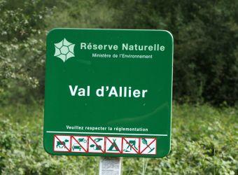 Photo RESERVE NATURELLE DU VAL D'ALLIER